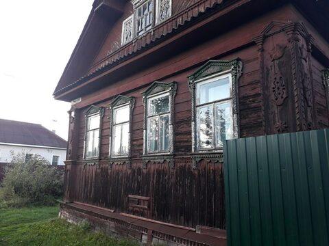Продаётся дом 60 кв.м. на участке 6 соток в г. Кимры по ул. Троицкая - Фото 1