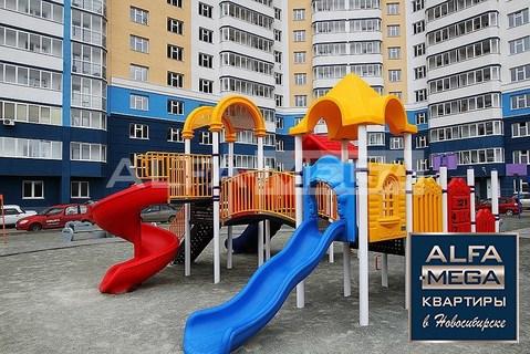Военная 16 Новосибирск купить 3 комнатную - Фото 1