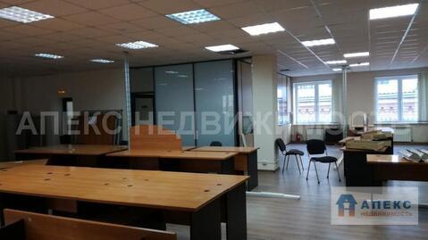 Аренда офиса 355 м2 м. Бауманская в бизнес-центре класса В в Басманный - Фото 1