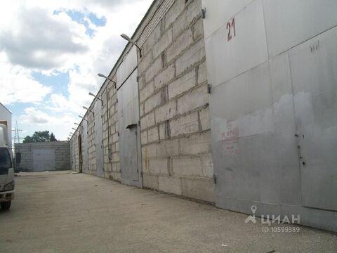 Аренда склада, Ульяновск, Ул. Ефремова - Фото 1