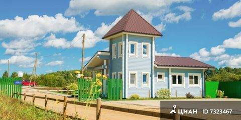 Продажа участка, Котово, Истринский район - Фото 1