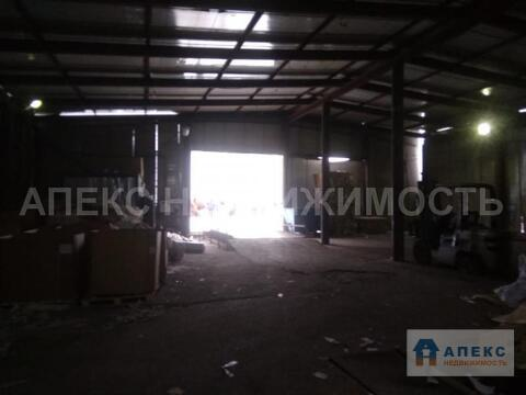 Аренда помещения пл. 470 м2 под склад, Щелково Щелковское шоссе в . - Фото 5