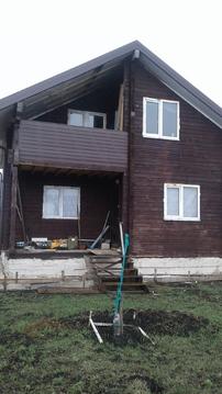 Продается дом в коттеджном поселке - Фото 1