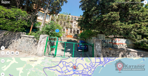 Продам участок ИЖС в центре Ялты, Земельные участки в Ялте, ID объекта - 201613106 - Фото 1