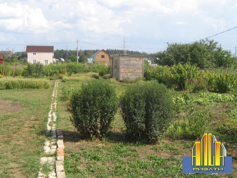 Зуп-257 Земельный участок в с/т в районе деревни Мошницы. срочно! - Фото 1