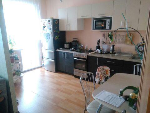 Продам 1-комн ул.Солнечная д.14 площадью 36 кв.м - Фото 1