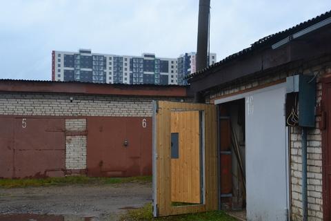 Кирпичный гараж 20 кв м г Ногинск - Фото 2