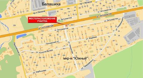 Продажа земельного участка, Балашиха, Балашиха г. о. - Фото 2