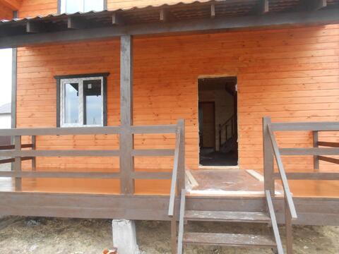 Продается новый каркасный дом 146м2 на 9 сотках с.Малышево - Фото 3