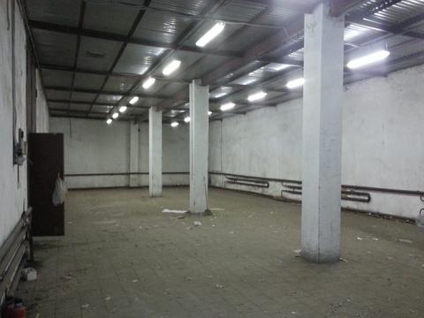 Склад, 600 м2 в аренду в Люберцах, Котельническая 4 - Фото 2