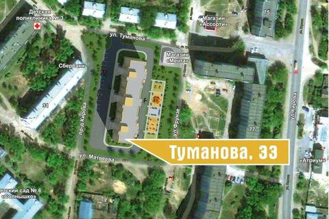 Улица Туманова 33/Ковров/Продажа/Квартира/2 комнат - Фото 2