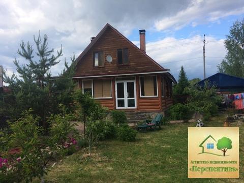 Уютный дом в д. Красотино, Рузский район - Фото 1