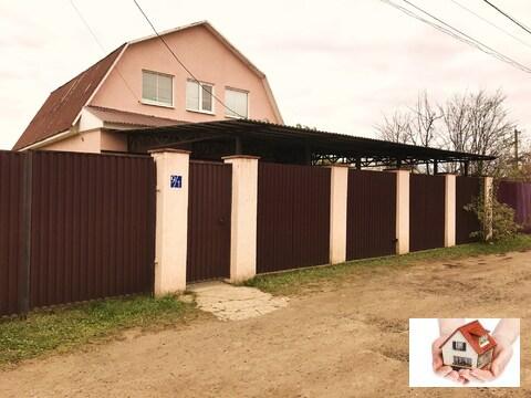 Дом 150 кв.м. в Дроздово 2 на 7,5 сотках - Фото 1