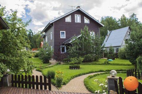 Продается дом, Пятницкое шоссе, 14 км от МКАД - Фото 4