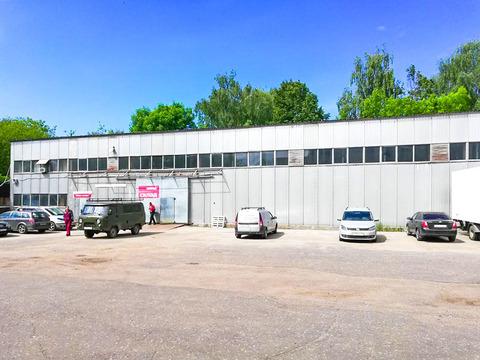 Складское отапливаемое помещение 1125 кв. м. в один уровень - Фото 3