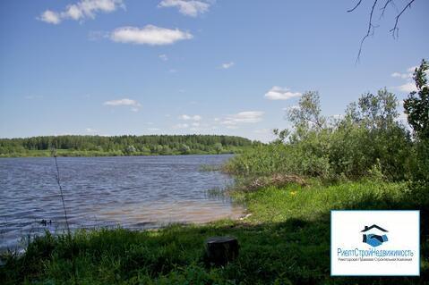 Лесной участок на первой линии водохранилища - Фото 4