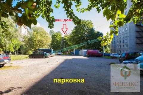 Двухкомнатная квартира, 44 кв.м.Васильевский остров, ул.Шевченко, дом 32 - Фото 3