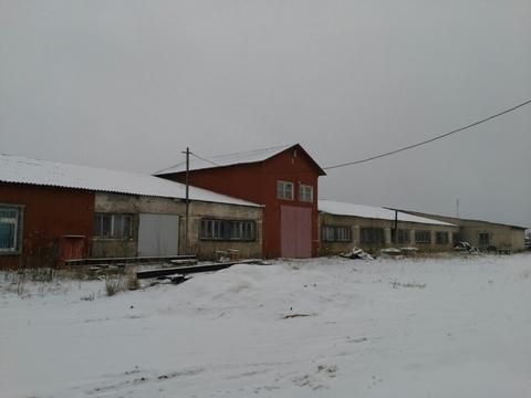Административно-производственный комплекс на земельном участке - Фото 1