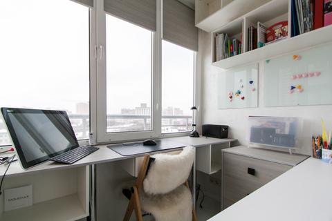 4 комнатная квартира с дизайнерским ремонтом - Фото 5
