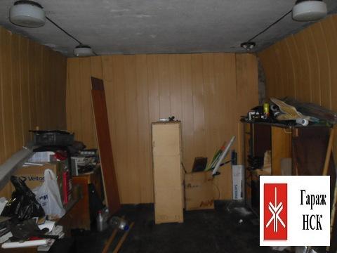 Продам капитальный гараж, ГСК Сибирь № 1587, ул. Пасечная 3 к2. - Фото 3
