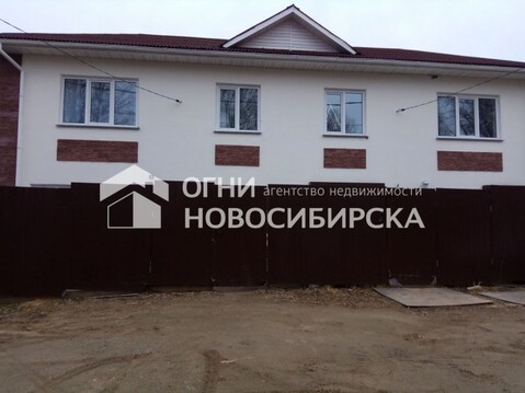 Продажа таунхауса, Новосибирск, Ул. Полякова - Фото 2
