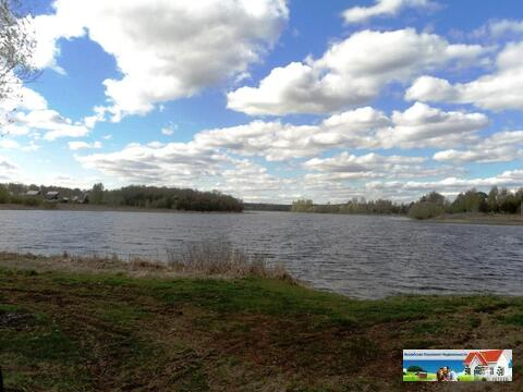 Участок 25 соток на берегу озера, д. Константиново, 98 км от МКАД. - Фото 5