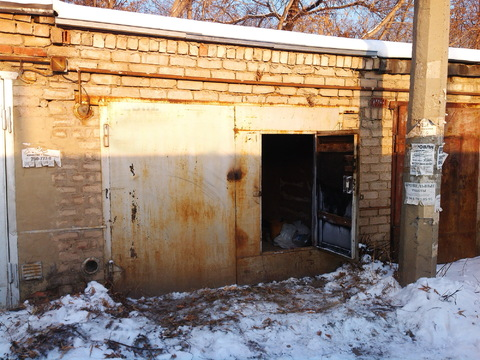 Продам гараж р-н Калининский, ГСК 8 Автомобилист участок Кр.Урала - Фото 2
