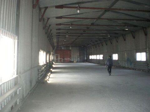 Аренда теплого склада 400 кв.м. - Фото 2