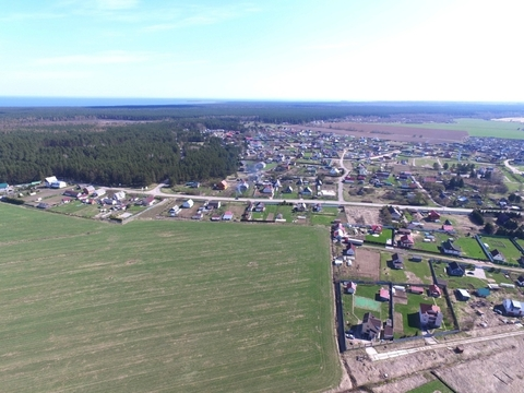 Участок 20 соток ИЖС в Запорожском в 100 метрах река Вьюн (Приозерский . - Фото 4