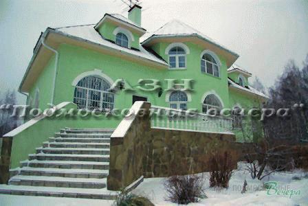 Горьковское ш. 35 км от МКАД, Кабаново, Коттедж 600 кв. м - Фото 4