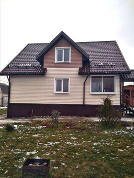 Продам дом в д. Вертлино - Фото 1