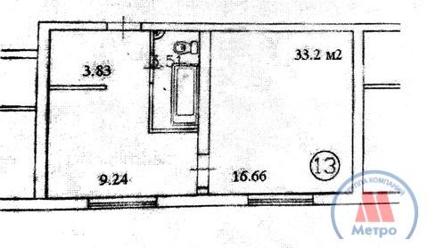 Квартира, ул. Приозерная, д.15 к.А - Фото 3