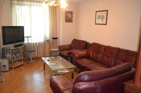 Четырехкомнатная квартира в г. Чехов, ул. Московская, д. 84 - Фото 1