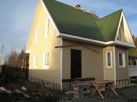 Продается 2х этажная дача 150 кв.м. на участке 10 соток - Фото 3
