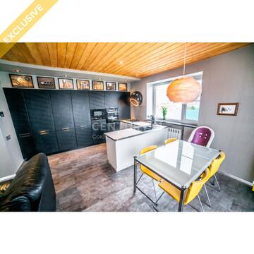 Продам стильную квартиру в клубном доме с видом на Волгу - Фото 4