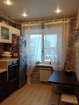 Просторная трехкомнатная квартира рядом с 45 шк, Купить квартиру в Архангельске по недорогой цене, ID объекта - 323263671 - Фото 1