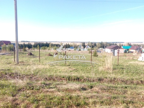 Продажа участка, Завьялово, Завьяловский район, Весенняя ул - Фото 1