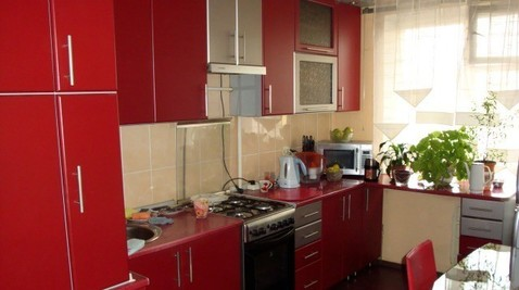 3-х комнатная на пр. победы, Купить квартиру в Симферополе по недорогой цене, ID объекта - 321334816 - Фото 1