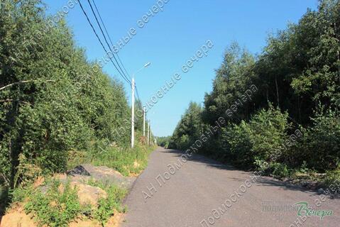 Калужское ш. 25 км от МКАД, Романцево, Участок 10 сот. - Фото 2