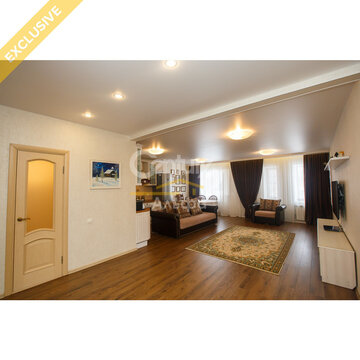 Квартира с евроремонтом в кирпичном доме на Ригачина 44 - Фото 2