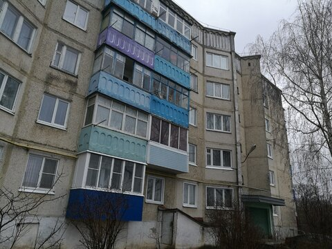 1 ком.квартира по ул.Радиотехническая д.34 - Фото 1