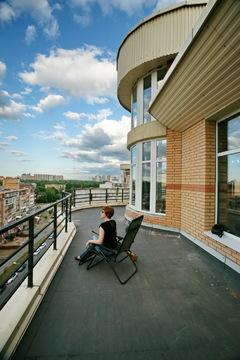 Продажа уникальной 5 ком 420 м квартиры с террасой башней гардеробной - Фото 2