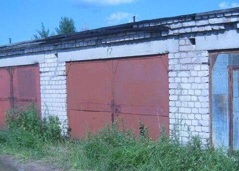 Продам гараж в ГСК №11 г.Кимры (Новое Савелово в р-не ж/д станции Саве - Фото 1