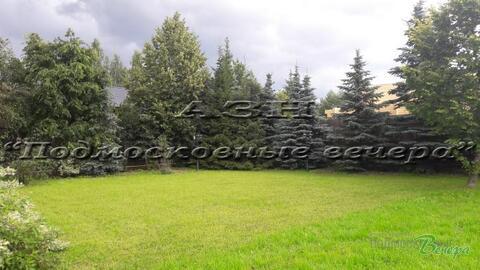 Новорижское ш. 10 км от МКАД, Ильинское-Усово, Участок 12 сот. - Фото 2