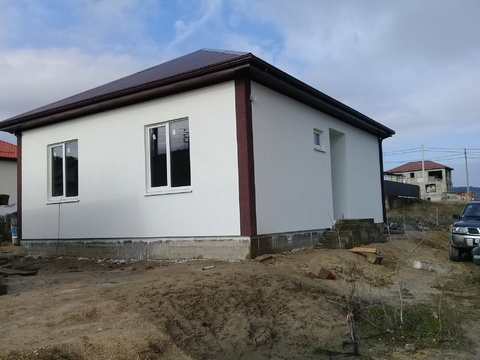 Продам новый блочный дом. - Фото 1