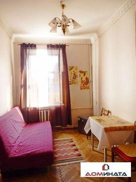 Аренда комнаты, м. Василеостровская, Средний пр. 52 - Фото 1