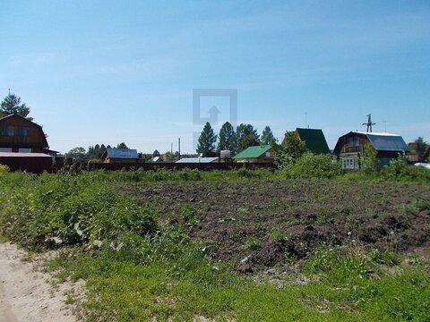 Продажа участка, Кубовая, Новосибирский район, Черемушкин Лог - Фото 1