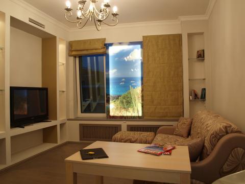 ЖК Аквамарин 2-х комнатная квартира с евроремонтом - Фото 2