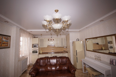 Квартира с большой кухней и гостиной - Фото 5