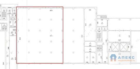 Аренда помещения пл. 772 м2 под склад, м. Беговая в складском . - Фото 2